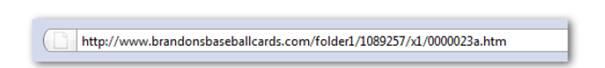 de URL